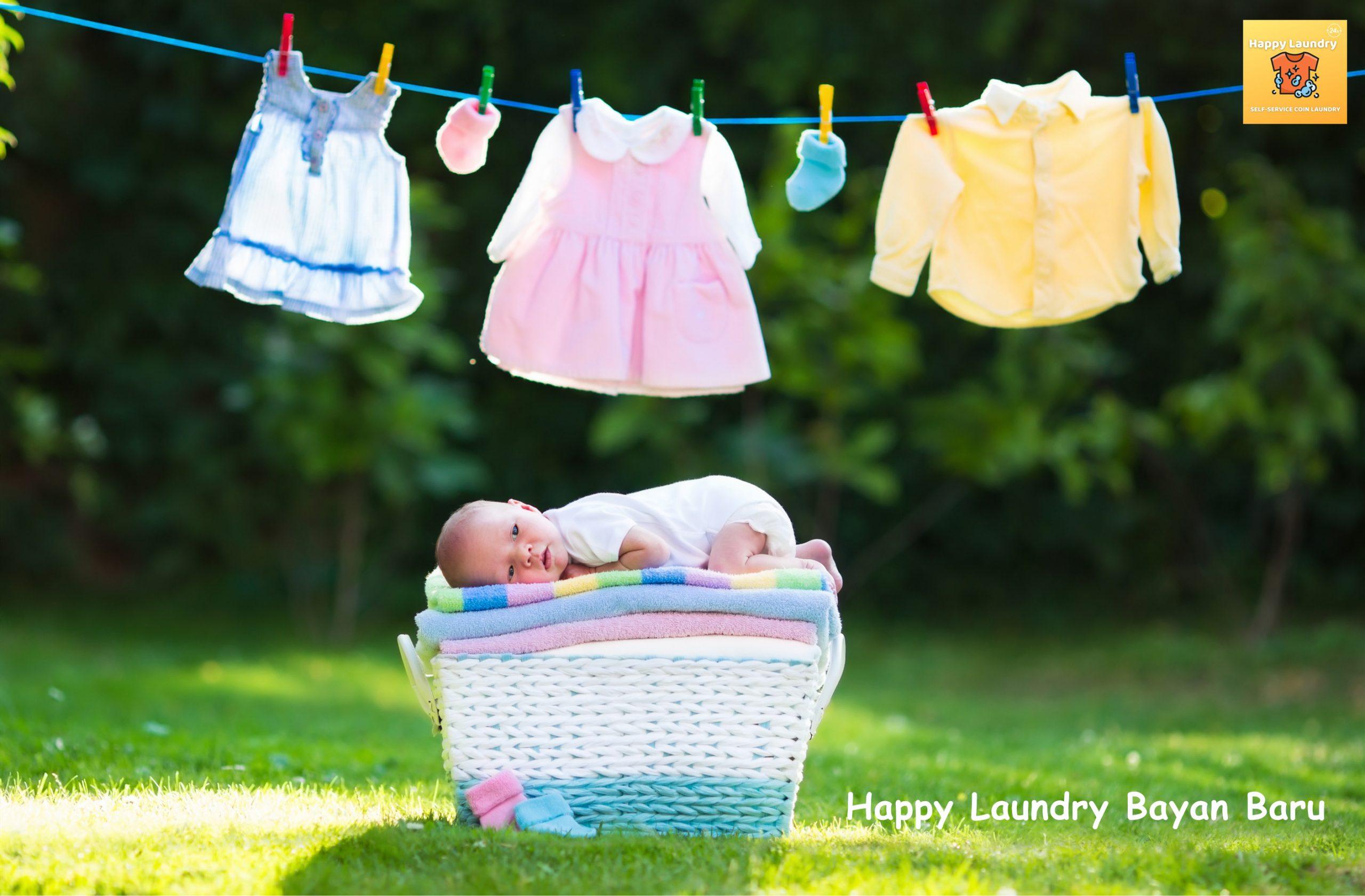 happy laundry bayan baru