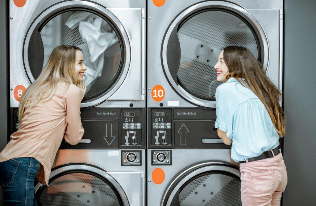 self service laundry penang